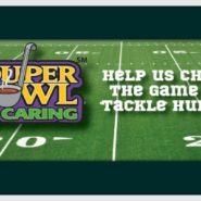Help Tackle Hunger in Our Community